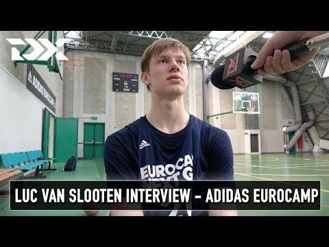 Luc Van Slooten Interview - Adidas Eurocamp