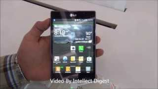 LG Optimus vu II F200 Review- Features, Specifications, Build Quality, Display And Features