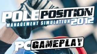 Pole Position 2012 - Gameplay PC | HD (F1 Manager Game)