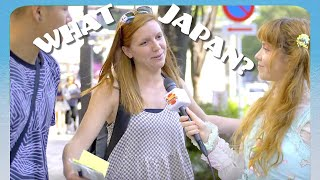WHAT JAPAN? Culture Shocks Foreigners visiting Japan get