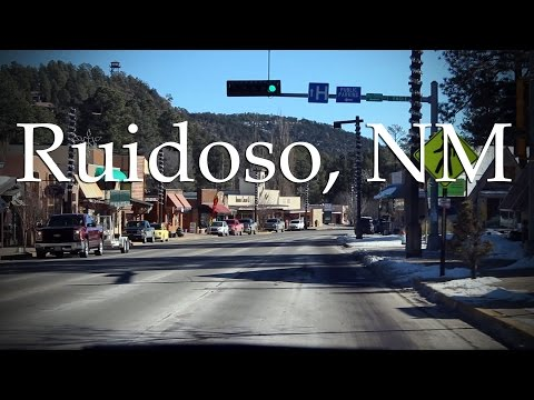 Ruidoso, New Mexico: Hometown Vlog