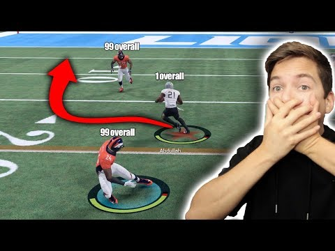 TRYING TO PULL OFF THE HUGE UPSET!! MADDEN 18 ULTIMATE TEAM