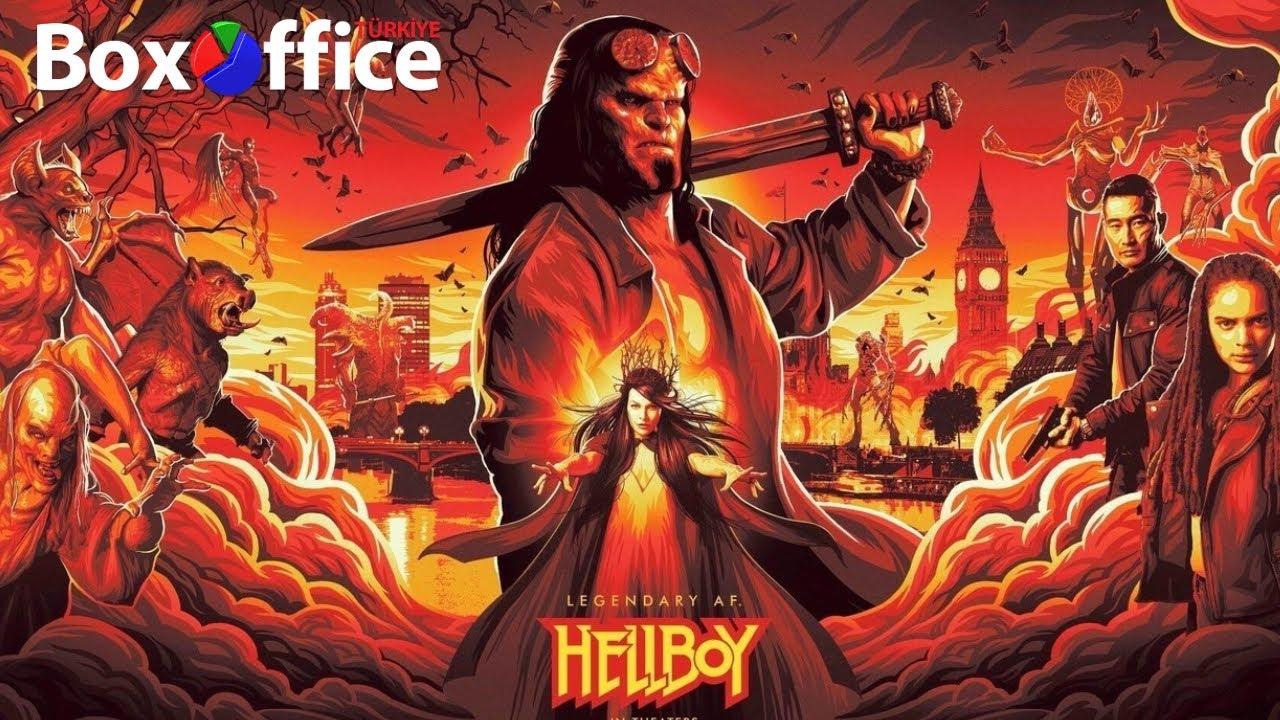Hellboy: Fragman (Türkçe Altyazılı)
