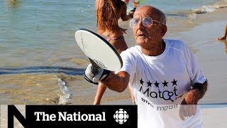 Matkot is the sound of summer on Israel's beaches | Dispatch
