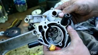 Ремонт Ваз 2107 часть 2. Ремонт газового редуктора Tomasetto AT07.
