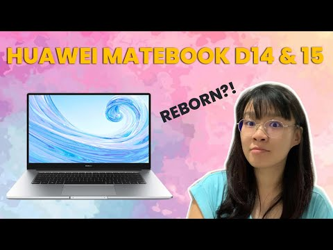 What s the difference? Huawei Matebook D14 D15 | ICYMI #336 from YouTube · Duration:  3 minutes 57 seconds