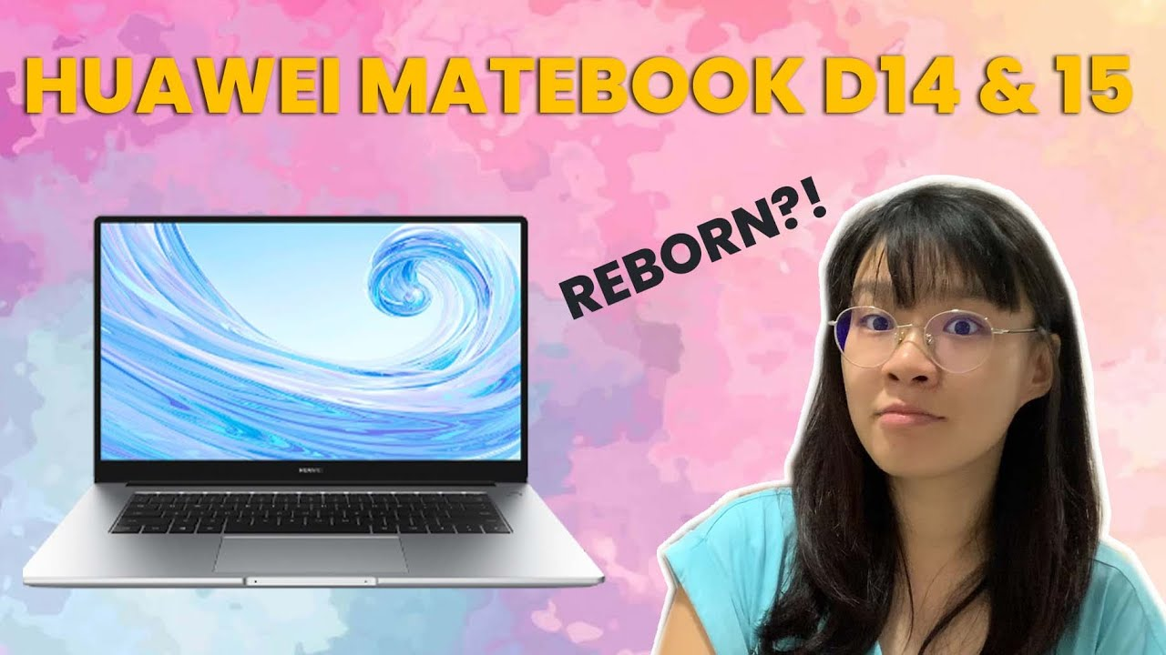 What's the difference? Huawei Matebook D14 & D15 | ICYMI #336 - SoyaCincau