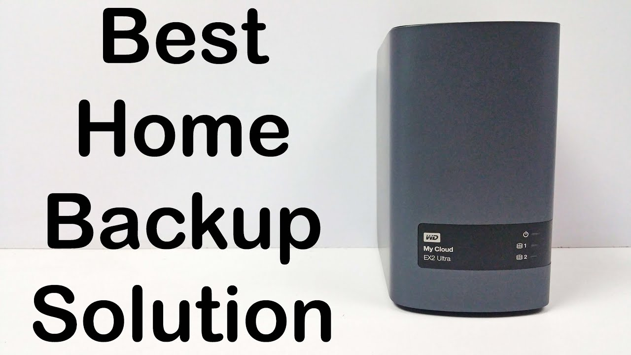 Is this the Best Home Backup solution ? Western Digital MyCloud EX2 Ultra  Review | Nothing Wired