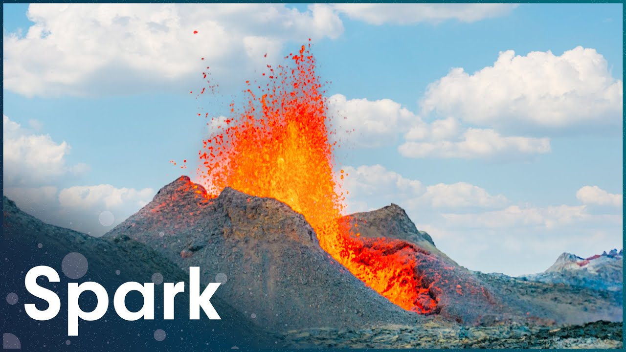 How To Predict A Volcano Eruption | Mega Disaster War | Spark
