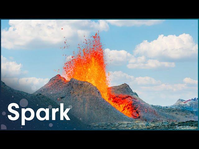 How To Predict A Volcano Eruption | Mega Disaster War | Spark