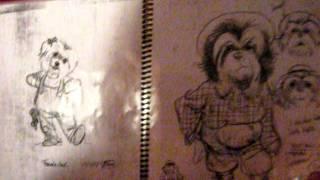 jim henson sketchbook