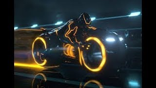 Tron (2010) - Disc Wars - Only Action [1080p] ||Sci-Fi movie