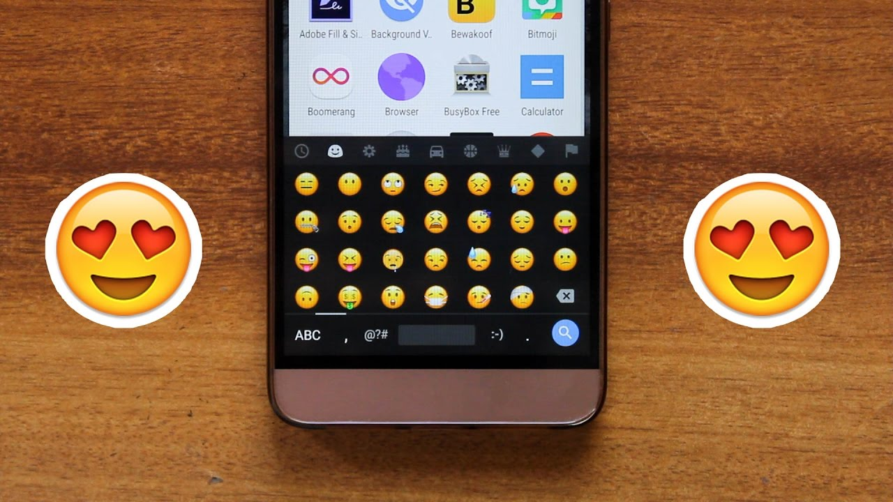 How To: Get iOS 10 2 Emojis on Any Android!
