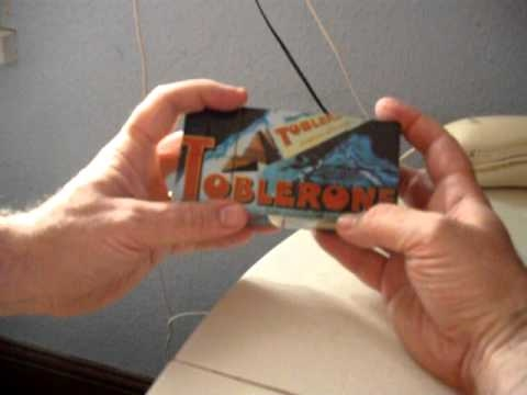 Toblerone Magic Cube