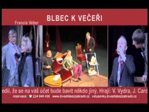 BLBEC K VEČEŘI - Divadlo Bez zábradlí
