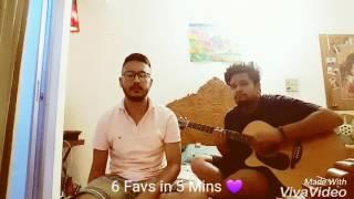 Bangla and Hindi Fusion Acoustic Mashup