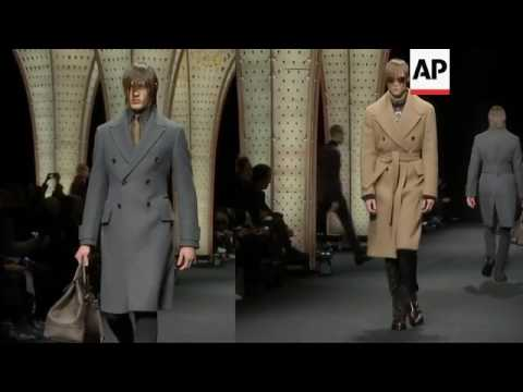 Versace's cross-cultural looks