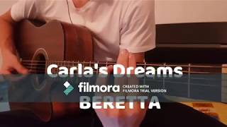 Carla&#39s Dreams - Beretta (Chitara,o versiune pentru cei care vor sa cante)