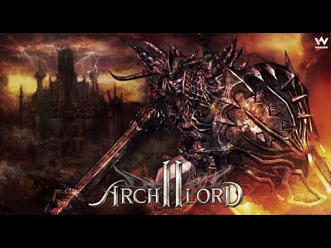 Archlord 2 First Look & Tank Gameplay Part 1 Closed Beta June 2014