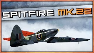 War thunder gameplay spitfire audio samuel