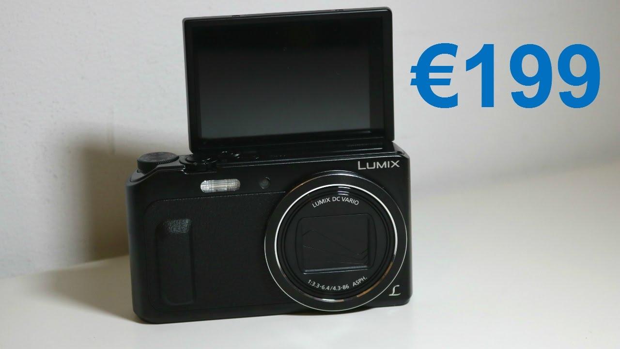 Goedkope Vlog Camera Panasonic Lumix Dmc Tz57 Youtube