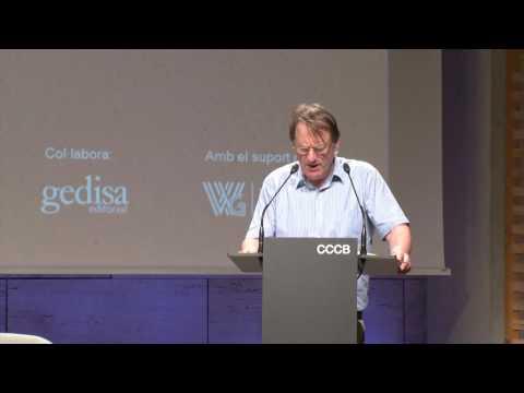 Plenaria Tim Ingold 1, AIBR Antropólogos Iberoamericanos en Red