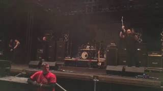 PARADISE LOST - Beneath Broken Earth @ With Full Force 2016 3/3 Resimi