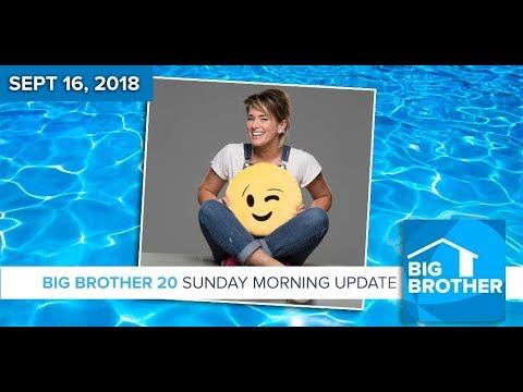 BB20 | Sunday Morning Live Feeds Update - Sept 16, 2018