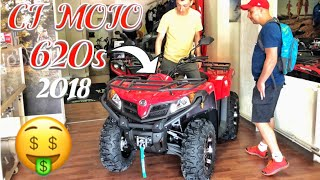 AM CUMPARAT ATV NOU DIN MAGAZIN !!