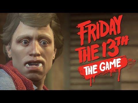 EL BUG DEL COCHE!! JASON NO PUEDE MATARME! FRIDAY THE 13th: THE GAME