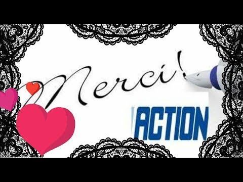 HAUL ACTION ♥️ le retour! News beauté 💋 déco 👄random 3/03/18