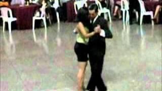 Yumar y Angela (3) - Un Baile a Beneficio 21 - 10 - 2011