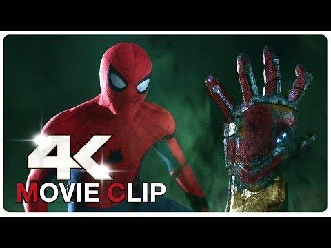 Spider Man Fight Scene - SPIDER MAN FAR FROM HOME (2019) Movie CLIP 4K