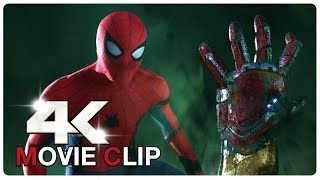 Spider Man Fight Scene - SPIDER MAN FAR FROM HOME (2019) Movie CLIP 4K