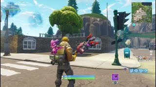 Fortnite Destruction glitch tutorial