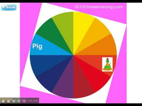 Chinese Astrology 2013 Predictions for Pig