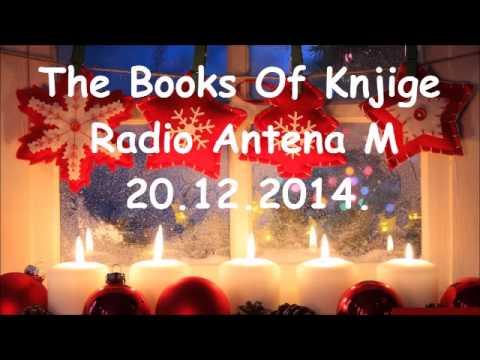 The Books Of Knjige | Radio Antena M | 20.12.2014.
