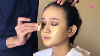 Make Up Pengantin Adat Makassar by Barry Irawan