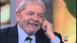 SBT Brasil (05/11/15) Kennedy Alencar entrevista o ex-presidente Lula - Parte 2