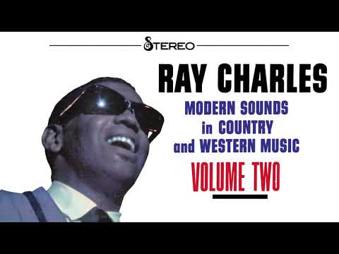Ray Charles: Tear Drops In My Heart [Official Audio]