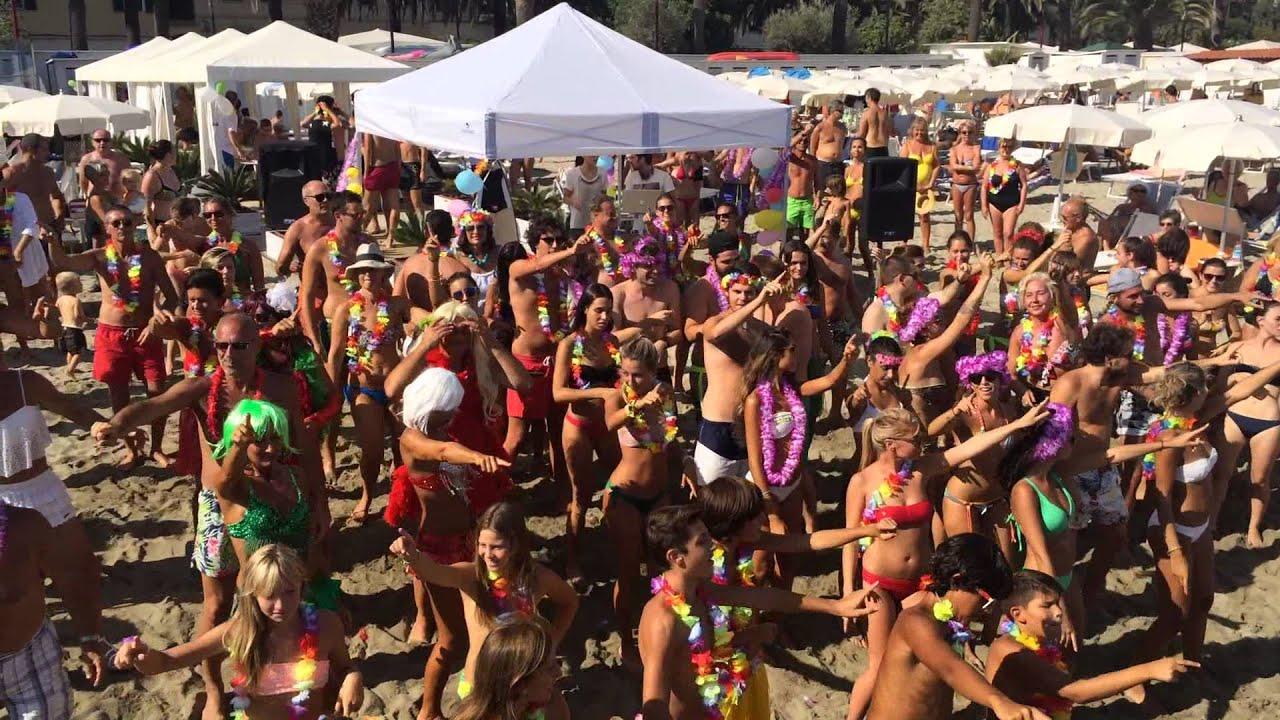 Vittoria beach party 2015 ymca youtube - Bagni vittoria finale ligure ...