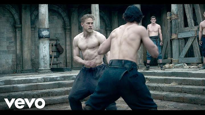 king arthur  growing up londinium soundtrack  legend of the sword