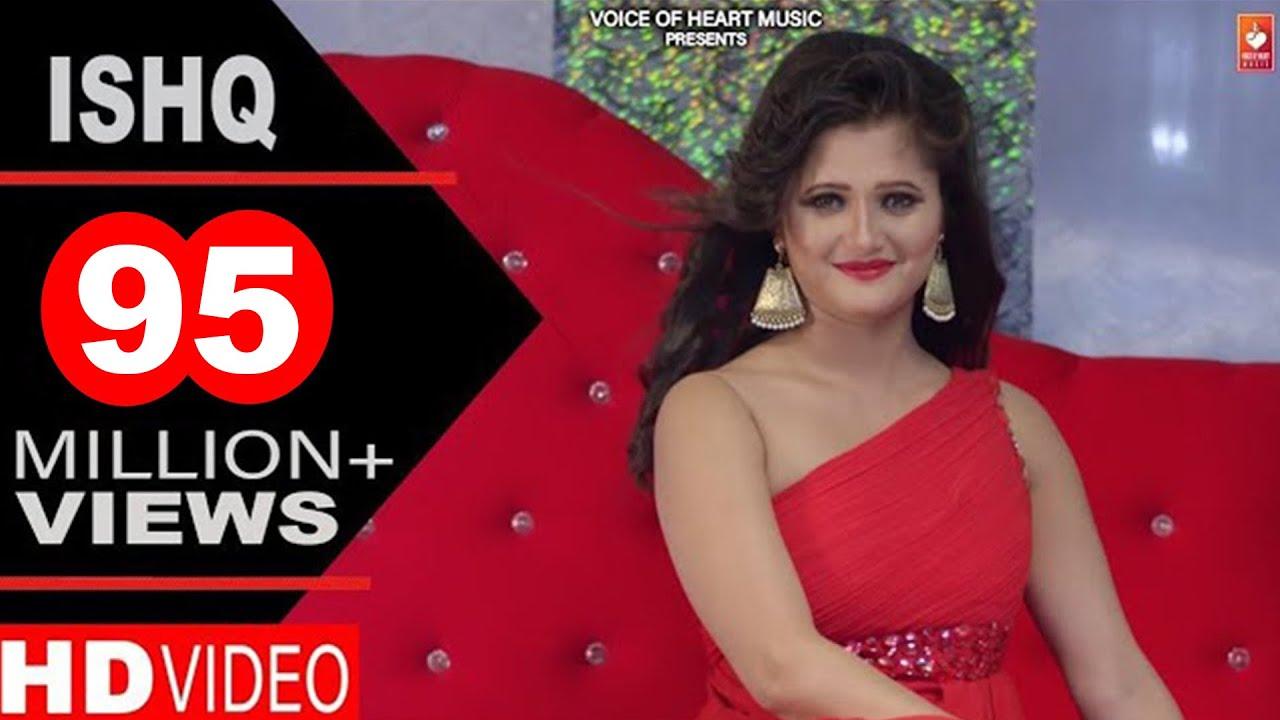 Download New Haryanvi Songs | Ishq | Latest Haryanavi DJ Songs 2017 | Mandeep Rana, Anjali Raghav | VOHM