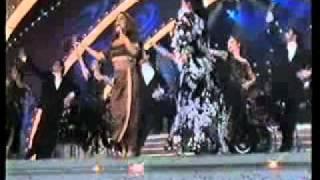 Lola Flores y Lolita cantando el tema principal de AY LOLA LOLITA LOLA 18/04/1995