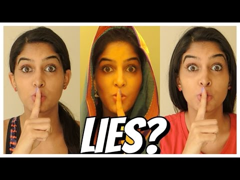 Things Indian Girls Lie About   #AnishaTalks