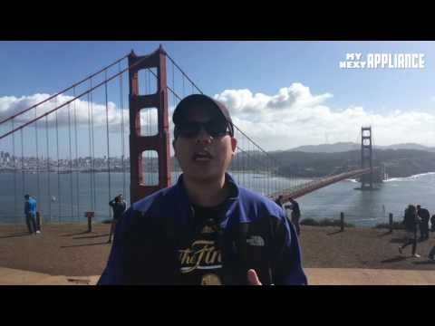 San Francisco Golden Gate Bridge Tour 2016 - Thank you My Next Appliance Subscribers