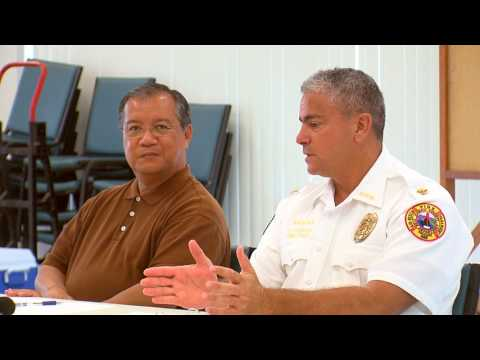 Hawaii Fire Chief Presents Budget Report (May 10, 2017)