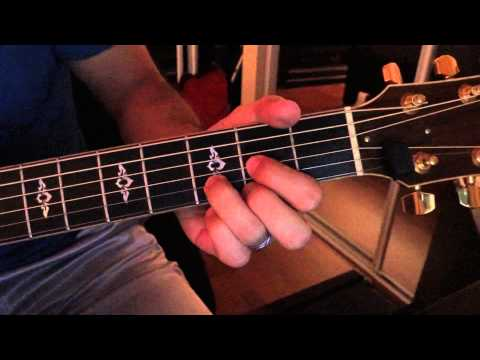 Chris Tomlin - WHOM SHALL I FEAR instructional video  Acoustic Guitar lesson
