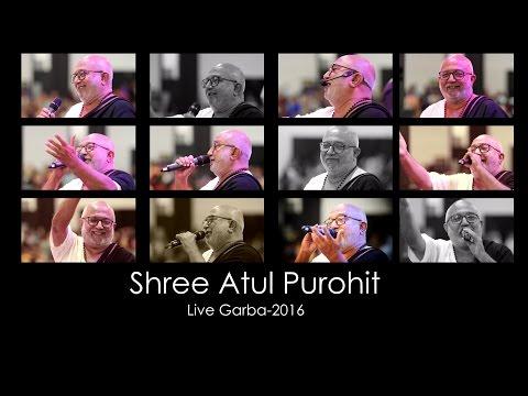Atul Purohit Garba New Jersey 2016 by Chirali & Amish Thakkar - Fine Art Production