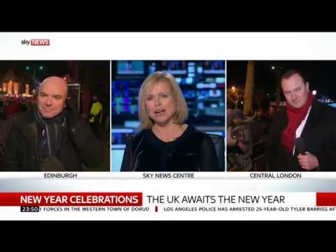 Sky News: New Year 2018 | Live from London and Edinburgh